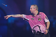 Ritchie Edhouse during the PDC William Hill World Darts Championship at Alexandra Palace, London, United Kingdom on 17 December 2019.