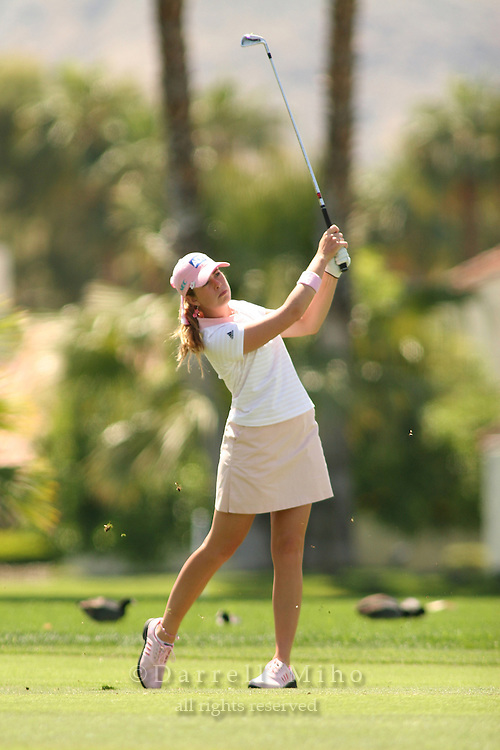Apr. 2, 2006; Rancho Mirage, CA, USA; LPGA 2006: Final round of the Kraft Nabisco Championships at Mission Hills Country Club. ..Mandatory Photo Credit: Darrell Miho-US PRESSWIRE Copyright © 2006 Darrell Miho .