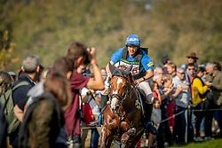 Donckers Karin, BEL, Leipheimer van't Verahof<br /> Mondial du Lion - Le Lion d'Angers 2018<br /> © Hippo Foto - Dirk Caremans<br /> 20/10/2018