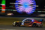 #71 Park Place Motorsports Porsche 911 GT America: Jim Norman, Craig Stanton, Norbert Siedler,Timo Bernhard