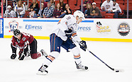 OKC Barons vs Lake Erie Monsters - 10/19/2010