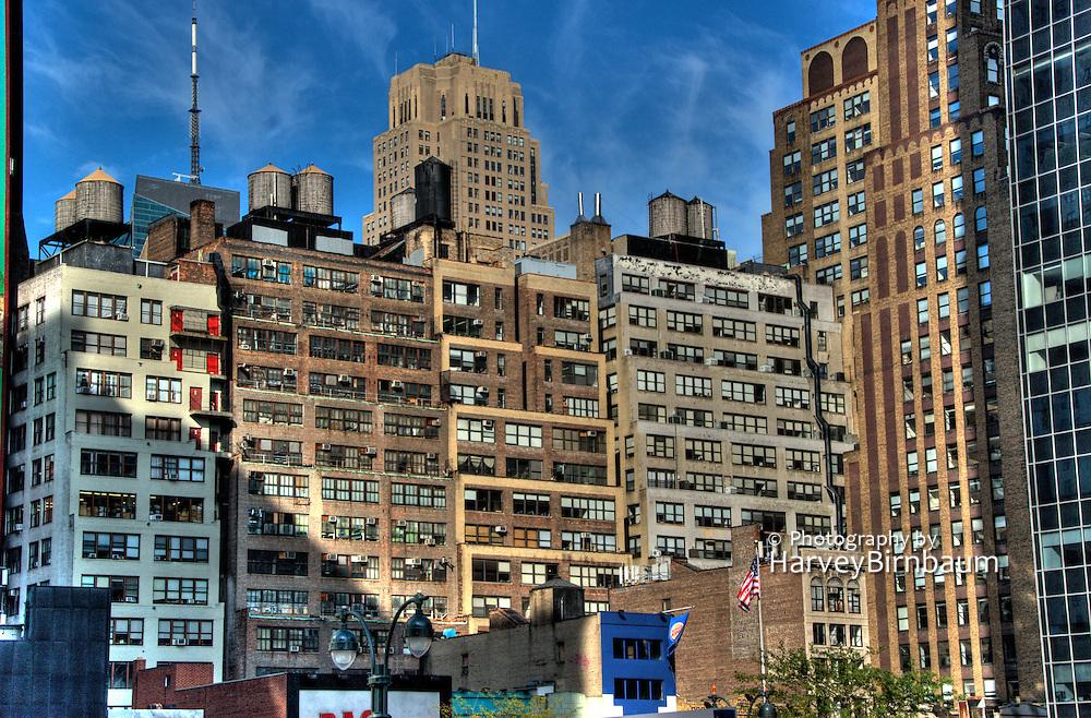 Midtown Manhattan, New York City,