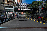 May 20-24, 2015: Monaco - Monaco start finish line