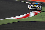 LMGTE Aston Martin Racing Aston Martin V8 Vantage with drivers Andrew Howard, Darren Turner, Alex MacDowall | European Le Mans Series | Silverstone Circuit | England | 16 April 2016 | Photo by Jurek Biegus.