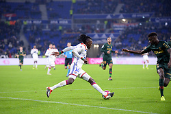 December 16, 2018 - Lyon, France - 10 BERTRAND TRAORE  (Credit Image: © Panoramic via ZUMA Press)