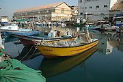 Israel, Jaffa, The old port