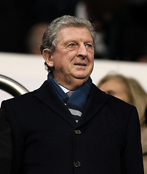 England Manager Roy Hodgson at White Hart Lane - Mandatory byline: Robbie Stephenson/JMP - 17/03/2016 - FOOTBALL - White Hart Lane - London, England - Tottenham Hotspur v Borussia Dortmund - UEFA Europa League