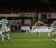Dundee&rsquo;s Greg Stewart shoots  - Dundee v Celtic, Ladbrokes Scottish Premiership at Dens Park<br />  <br />  - &copy; David Young - www.davidyoungphoto.co.uk - email: davidyoungphoto@gmail.com
