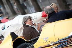 Lugano Switzerland March 17 2012, Classic Racers Show Lugano