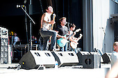 New Medicine at UPROAR Festival in Columbus, OH on August 24, 2010