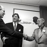 NLD/Zeist/19930322 - Opening nieuw gebouw Wereld Natuur Fonds in Zeist Pr.Bernhard
