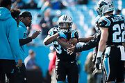 November 25, 2018. Panthers vs Seahawks. Cameron Artis-Payne, RB