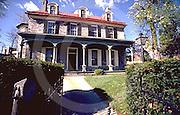 Harrisburg, Simon Cameron John Harris Mansion, South Front Street, Dauphin Co., Historical Society