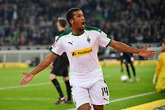 Borussia Monchengladbach v Eintracht Frankfurt - 27 Sept 2018