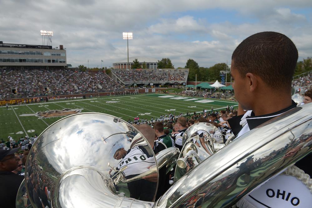 Peden Stadium. © Ohio University