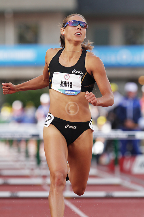 Olympic Trials Eugene 2012 Lolo Jones, womens 100 hurdles,