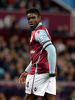 Aston Villa's Micah Richards