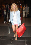 19.MAY.2011. LONDON<br /> <br /> MADE IN CHELSEA STAR CAGGIE DUNLOP SHOPPING IN LONDONS OXFORD STREET.<br /> <br /> BYLINE: EDBIMAGEARCHIVE.COM<br /> <br /> *THIS IMAGE IS STRICTLY FOR UK NEWSPAPERS AND MAGAZINES ONLY*<br /> *FOR WORLD WIDE SALES AND WEB USE PLEASE CONTACT EDBIMAGEARCHIVE - 0208 954 5968*