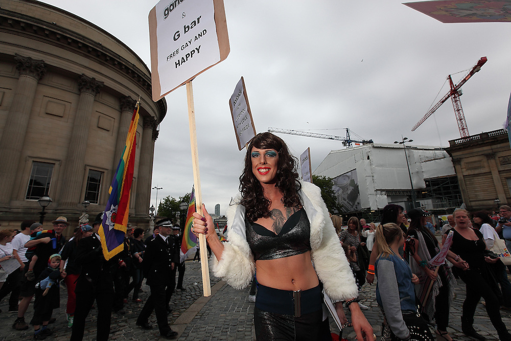 Liverpool Gay Pride 2011