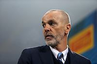 31.01.2017 - Milano -  Coppa Italia Tim   -  Inter-Lazio nella  foto: Stefano Pioli allenatore dell' Inter