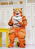 The Tiger Who Came to Tea 3rd July 2014