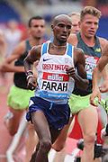 Mo Farah aka Mohamed Farah (GBR) wins the 3,000m in 7:38.64 during the Grand Prix Birmingham in an IAAF Diamond League meet at Alexander Stadium in Birmingham, United Kingdom on Sunday, August 20, 2017. (Jiro Mochizuki/Image of Sport)