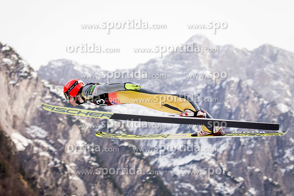 Ville Larinto (FIN) during the Ski Flying Hill Individual Competition on Day Two of FIS Ski Jumping World Cup Final 2017, on March 24, 2017 in Planica, Slovenia. Photo by Ziga Zupan / Sportida