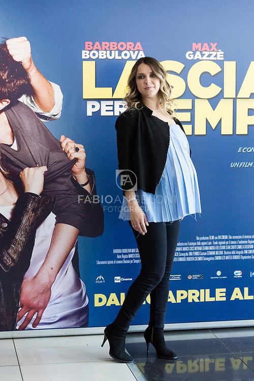 Film Lasciami per Sempre - Photocall cinema Adriano Roma