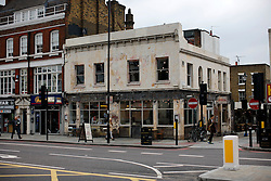 UK ENGLAND LONDON 1MAY12 - The Byron bar and restaurant in Islington, north London.....jre/Photo by Jiri Rezac....© Jiri Rezac 2012