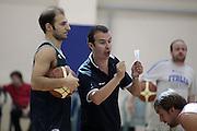 DESCRIZIONE : Roma Centro CONI Giulio Onesti Raduno Collegiale<br /> GIOCATORE : Simone Pianigiani Jacopo Giachetti<br /> SQUADRA : Nazionale Italia Uomini<br /> EVENTO : Raduno Collegiale Nazionale Italiana Maschile<br /> GARA : <br /> DATA : 21/07/2010 <br /> CATEGORIA : allenamento<br /> SPORT : Pallacanestro <br /> AUTORE : Agenzia Ciamillo-Castoria/ElioCastoria<br /> Galleria : Fip Nazionali 2010 <br /> Fotonotizia : Roma Centro CONI Giulio Onesti Raduno Collegiale<br /> Predefinita :