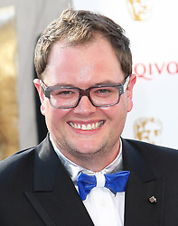 Alan Carr  arriving at the British Academy Television Awards in London, Sunday , 27th May 2012.  Photo by: Stephen Lock / i-Images
