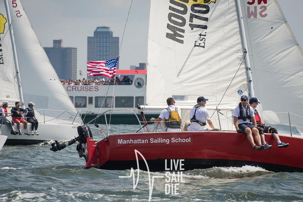 International Yacht Club Challenge<br /> Race Day 2<br /> Saturday 19 August 2017