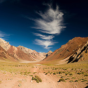 Horcones Valley, Aconcagua, Argentina