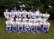 MPR Youth Football.10-11 year old.Football and Cheerleader Team and Individual.9/22/2007..