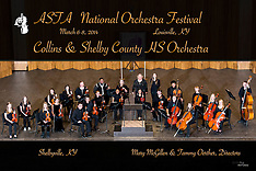 Collins & Shelby County HS Orchestra