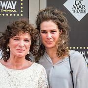 NLD/Amsterdam/20150604 - Premiere In de Ban van Broadway, Linda van Dyck