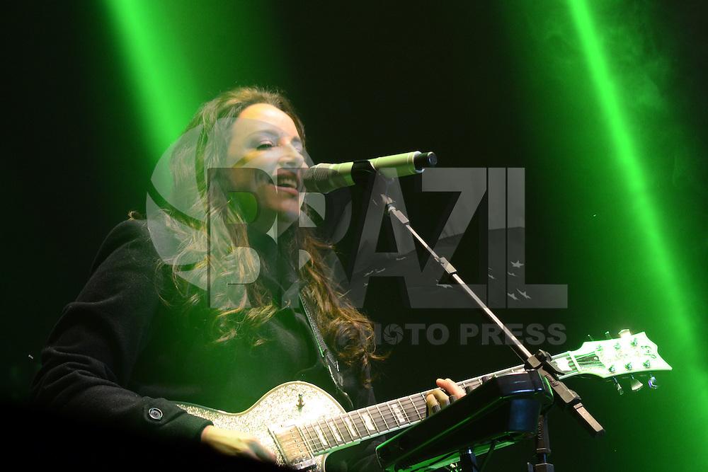 SAO PAULO, SP, 16.08.2014 - FESTIVAL NOVA BRASIL FM - Ana Carolina se apresenta no 5º Festival da Nova Brasil FM no Anhembi zona norte neste sabado 16. (Foto: Bruno Ulivieri - Brazil Photo Press).