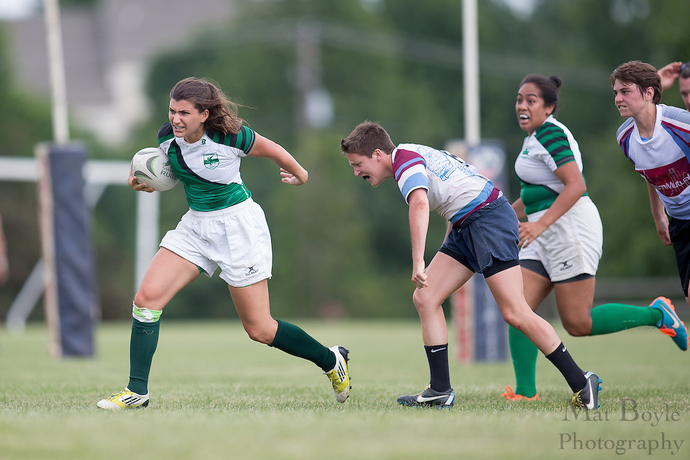 North Penn 7's Rugby Tournament in Hatfield, PA on Saturday June 18, 2016. (photo / Mat Boyle)