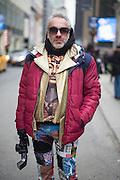 Street fashion photographer Liberia Drogo