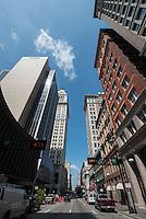Fourth Street Downtown Cincinnati Ohio