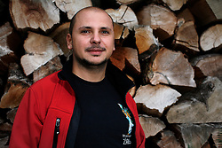 ROMANIA ZARNESTI 27OCT12 - Liviu Cioineag, general manager at the Zarnesti Bear Sanctuary in Romania, funded by WSPA...With over 160 acres (70 hectares) spread over a wooded hillside, it is Romania's first bear sanctuary and today houses 67 bears rescued from ramshackle zoos and cages at roadside restaurants.......jre/Photo by Jiri Rezac / WSPA..© Jiri Rezac 2012