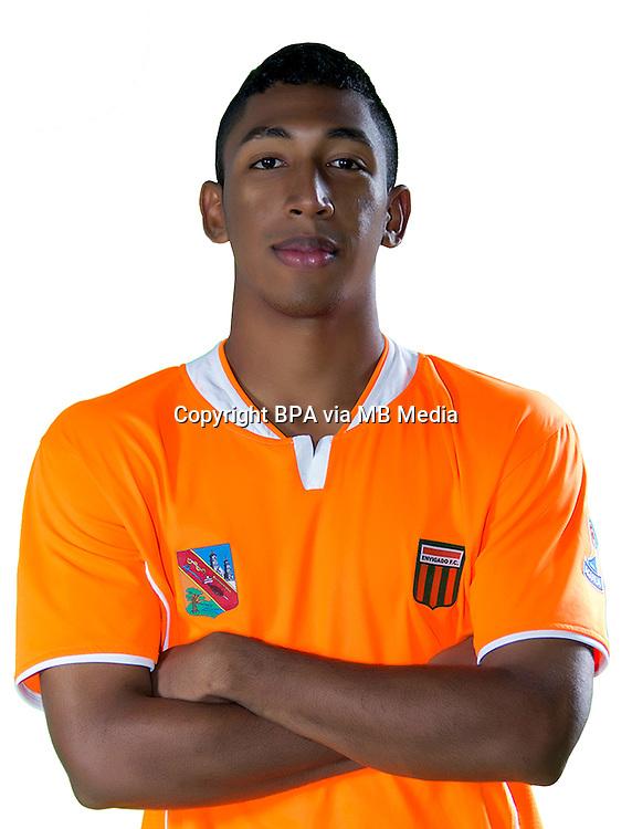 Colombia League - Liga Aguila 2015-2016 - <br /> Envigado Futbol Club - Colombia / <br /> Cristian Camilo Arrieta Medina