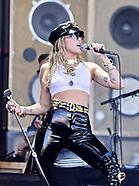 Miley Cyrus/glastonbury