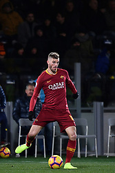 February 23, 2019 - Frosinone, Italia - Foto Alfredo Falcone - LaPresse.23/02/2019 Frosinone ( Italia).Sport Calcio.Frosinone - Roma.Campionato di Calcio Serie A Tim 2018 2019 - Stadio Benito Stirpe di Frosinone.Nella foto:santon..Photo Alfredo Falcone - LaPresse.23/02/2019 Frosinone (Italy).Sport Soccer.Frosinone - Roma.Italian Football Championship League A Tim 2018 2019 - Stadium Benito Stirpe of Frosinone.In the pic:santon (Credit Image: © Alfredo Falcone - Lapresse.&Quot/Lapresse via ZUMA Press)