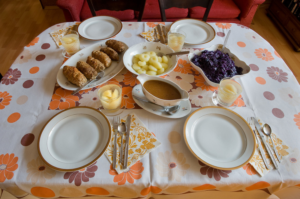 The dinner table of Sunday 20 January 2010 at 14:50<br />