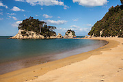 Little Kaiteriteri Beach, Tasman Bay, New Zealand