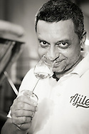 Michael John D'Souza, Master Distiller, John Distilleries Pvt Ltd, Goa, India