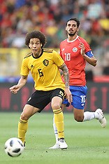 Belgium v Costa Rica - 11 June 2018