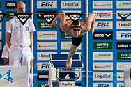 BALLO Stefano Vigili del Fuoco Modena <br /> 200 misti uomini<br /> Riccione 12-04-2018 Stadio del Nuoto <br /> Nuoto campionato italiano assoluto 2018<br /> Photo &copy; Andrea Staccioli/Deepbluemedia/Insidefoto