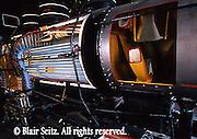 Locomotive Cutout Display, Steamtown National Historic Site, Scranton, PA